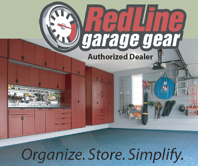 redline garage remodel and storage